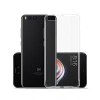 TPU чехол Ultrathin Series 0,33mm для Xiaomi Mi Note 3Бесцветный (прозрачный)