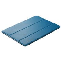 Кожаный чехол (книжка) Rock Uni Series для Apple iPad Air 2Синий / Blue