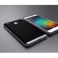 Чехол iPaky TPU+PC для Xiaomi Redmi 3 Pro / Redmi 3sЧерный / Серый