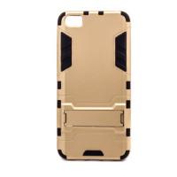 Ударопрочный чехол-подставка Transformer для Xiaomi MI5 / MI5 Pro с мощной защитой корпусаЗолотой / Champagne Gold