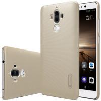 Чехол Nillkin Matte для Huawei Mate 9 (+ пленка)Золотой