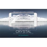 Защитная пленка Nillkin Crystal для Xiaomi Redmi 4aАнти-отпечатки