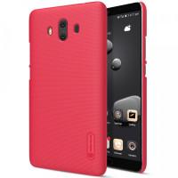 Чехол Nillkin Matte для Huawei Mate 10 (+ пленка)Красный