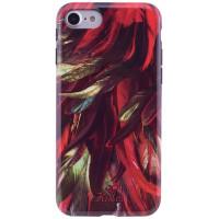 "TPU чехол Kutis Print ""I want personality"" для Apple iPhone 7 / 8 (4.7"") Красный / Зеленый / Фиолетовый"