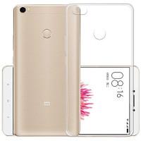 TPU чехол Ultrathin Series 0,33mm для Xiaomi Mi MaxБесцветный (прозрачный)