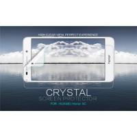 Защитная пленка Nillkin Crystal для Huawei Honor 5C / GT3Анти-отпечатки