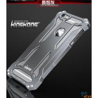 """Алюминиевый защитный бампер Luphie King-Kong Series для Apple iPhone 6/6s plus (5.5"""")Серый"""