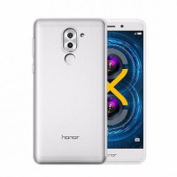 TPU чехол Ultrathin Series 0,33mm для Huawei Honor 6X / Mate 9 Lite / GR5 2017Бесцветный (прозрачный)