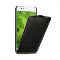 Кожаный чехол (флип) TETDED для Huawei P10Черный / Black