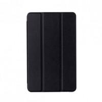 """Кожаный чехол-книжка TTX (Super slim) для Huawei MediaPad T3 8"""" LTEЧерный"""