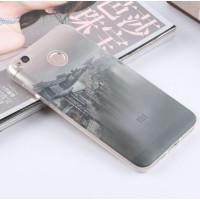 TPU чехол Kind для Xiaomi Redmi 4XГородской пейзаж