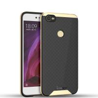 Чехол iPaky TPU+PC для Xiaomi Redmi Note 5A Prime / Redmi Y1Черный / Золотой