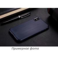 TPU чехол Metal для Xiaomi Redmi Note 4X / Note 4 (Snapdragon)Синий