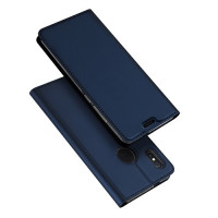 Чехол-книжка Dux Ducis с карманом для визиток для Xiaomi Redmi Note 5 Pro / Note 5 (China)Синий
