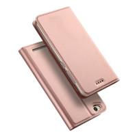 Чехол-книжка Dux Ducis с карманом для визиток для Xiaomi Redmi Note 5A / Redmi Y1 LiteRose Gold