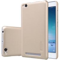 Чехол Nillkin Matte для Xiaomi Redmi 3 (+ пленка)Золотой