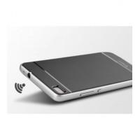 Чехол iPaky TPU+PC для Huawei P8Черный / Серебряный