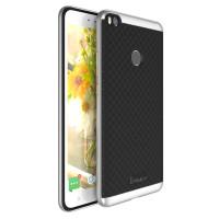 Чехол iPaky TPU+PC для Xiaomi Mi Max 2Черный / Серебряный
