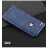 Кожаная накладка MOFI Heart Series для Xiaomi Mi Max 2Синий