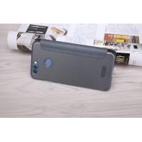 Кожаный чехол (книжка) Nillkin Sparkle Series для Huawei Nova 2Черный