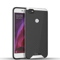 Чехол iPaky TPU+PC для Xiaomi Redmi Note 5A Prime / Redmi Y1Черный / Серебряный