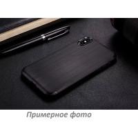TPU чехол Metal для Xiaomi Redmi Note 4X / Note 4 (Snapdragon)Черный