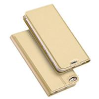 Чехол-книжка Dux Ducis с карманом для визиток для Xiaomi Redmi Note 5A / Redmi Y1 LiteЗолотой