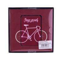 """Портативное зарядное устройство """"ST"""" 12mm в подарочной упаковке (5000mAh 2.1A)Велосипед"""