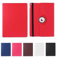 Чехол TTX для Apple iPad 2, iPad 3 (New iPad), iPad 4 SWIVEL RED красный с поворотным механизмом