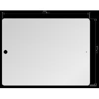 Защитная пленка для экрана планшета Apple iPad 2, iPad 3(New iPad), iPad 4