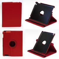 Чехол для Apple iPad 2, iPad 3 (New iPad), iPad 4 SWIVEL RED красный с поворотным механизмом