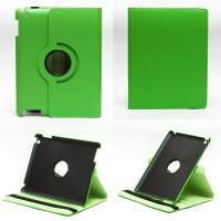Чехол для Apple iPad 2, iPad 3 (New iPad), iPad 4 SWIVEL GREEN зеленый с поворотным механизмом