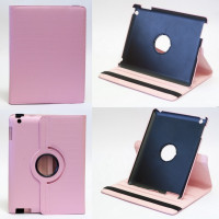 Чехол для Apple iPad 2, iPad 3 (New iPad), iPad 4 SWIVEL PINK розовый с поворотным механизмом