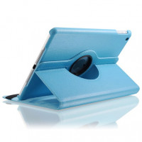 Чехол TTX 360 для Apple iPad 2, iPad 3 (New iPad), iPad 4 SWIVEL BLUE бирюзовый с поворотным механизмом