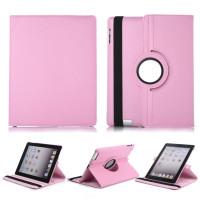 Чехол TTX 360 для Apple iPad 2, iPad 3 (New iPad), iPad 4 SWIVEL PINK розовый с поворотным механизмом