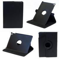 Чехол для Apple iPad Air 2 (iPad 6) (мод. A1566, A1567) TTX360 SWIVEL BLACK черный с поворотным механизмом
