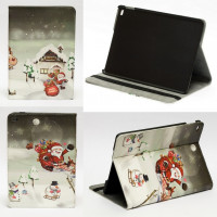 Чехол для Apple iPad Air 2 (iPad 6) (мод. A1566, A1567) SANTA CLAUSE, Санта клаус