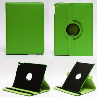 Чехол для Apple iPad Air 2 (iPad 6) (мод. A1566, A1567) TTX360 SWIVEL GREEN зеленый с поворотным механизмом