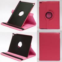 Чехол для Apple iPad Air 2 (iPad 6) (мод. A1566, A1567) TTX360 SWIVEL ROSE RED ярко-розовый с поворотным механизмом