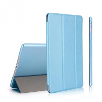 Чехол для Apple iPad Air 2 (iPad 6) (мод. A1566, A1567) BLUE, Цвет: бирюзовый