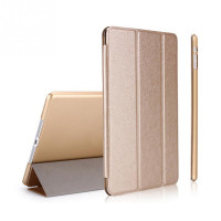 Чехол для Apple iPad Air 2 (iPad 6) (мод. A1566, A1567) GOLD, Цвет: золотой