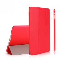 Чехол для Apple iPad Air 2 (iPad 6) (мод. A1566, A1567) RED, Цвет: красный