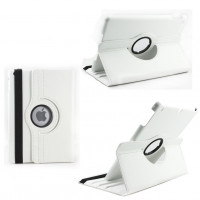 Чехол TTX для Apple iPad Air (iPad 5) (мод. A1474, A1475) SWIVEL WHITE Цвет: БЕЛЫЙ с поворотным механизмом