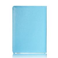 Чехол TTX для Apple iPad Air (iPad 5) (мод. A1474, A1475) SWIVEL BLUE Цвет: БИРЮЗОВЫЙ с поворотным механизмом