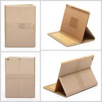 Чехол для Apple iPad Air (iPad 5) (мод. A1474, A1475) RICH BOSS GOLD, Цвет: золотой