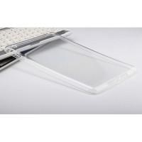 Чехол-бампер силиконовый белый прозрачный для планшета Apple iPad mini 1, iPad mini 2, iPad mini 3 BUMPER WHITE CLEAR