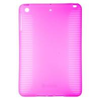 Чехол-накладка SGP CASE силиконовый розовый для планшета Apple iPad mini 1, iPad mini 2, iPad mini 3 BUMPER PINK