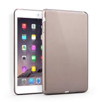 Чехол-бампер силиконовый серый прозрачный для планшета Apple iPad mini 1, iPad mini 2, iPad mini 3 BUMPER GREY CLEAR
