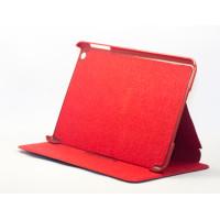 Чехол для Apple iPad mini 1, iPad mini 2, iPad mini 3 RED & GREEN WOOD красный с зеленым