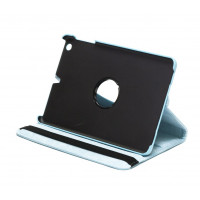 Чехол для Apple iPad mini 1, iPad mini 2, iPad mini 3 SWIVEL BLUE бирюзовый с поворотным механизмом